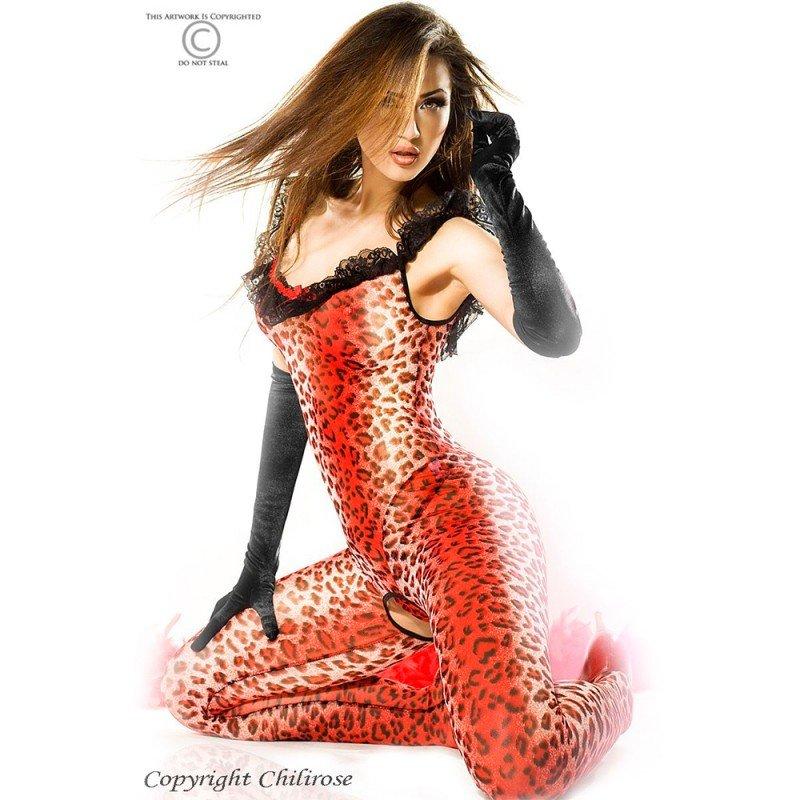 LINGERIE FEMININA - DRESS CR-3271